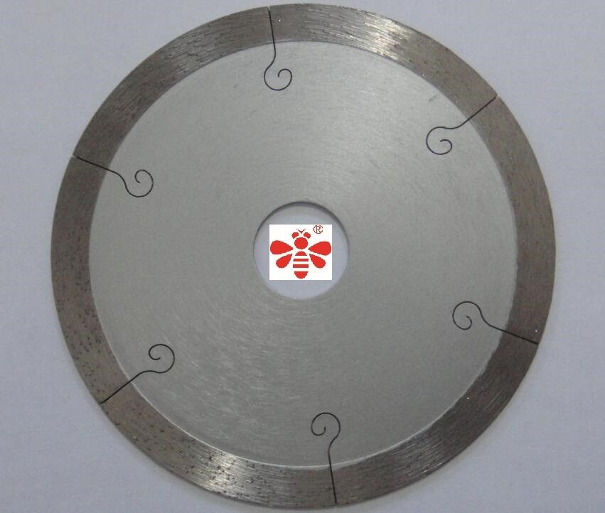4  / 4.5 Inches  230mm Diamond Stone Cutting Disc   Tile Cutting Customized
