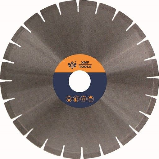Cement Masonry  Segmented Diamond Saw Blade , Diamond Marble Cutting Blade
